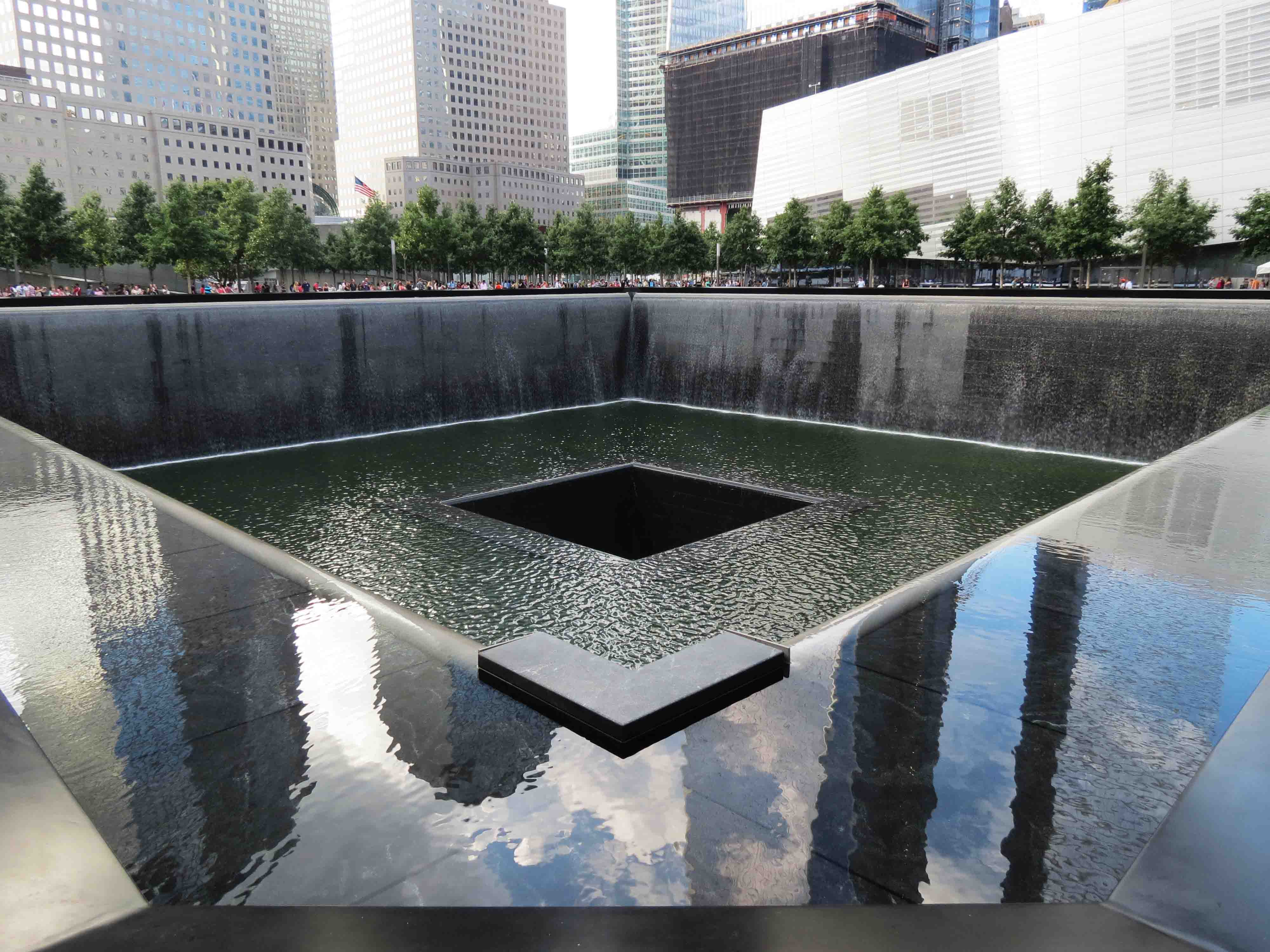 One world trade center freedom towers 1 lost found for Pool trading